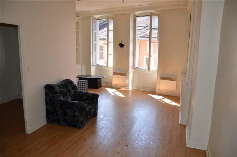 Sale apartment Nantua 29500€ - Picture 2
