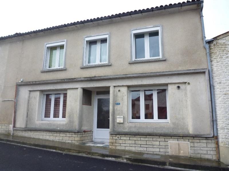 Location maison / villa Saint martial sur le ne 550€ +CH - Photo 1