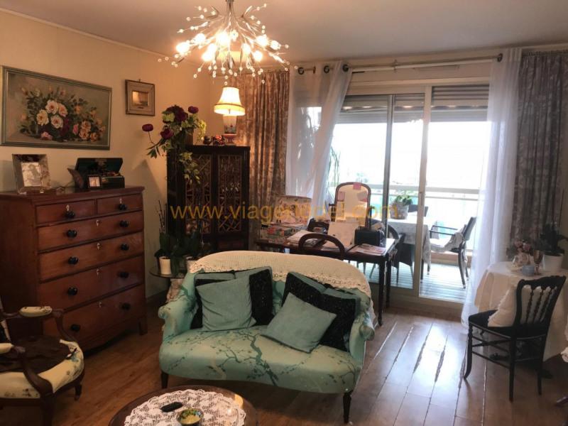 Vendita nell' vitalizio di vita appartamento Nice 70000€ - Fotografia 2