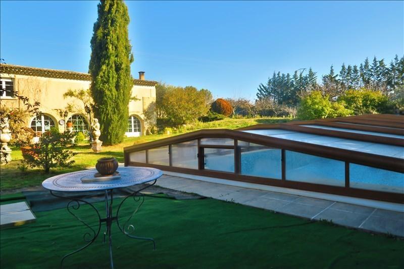 Vente de prestige maison / villa Lambesc 895000€ - Photo 6