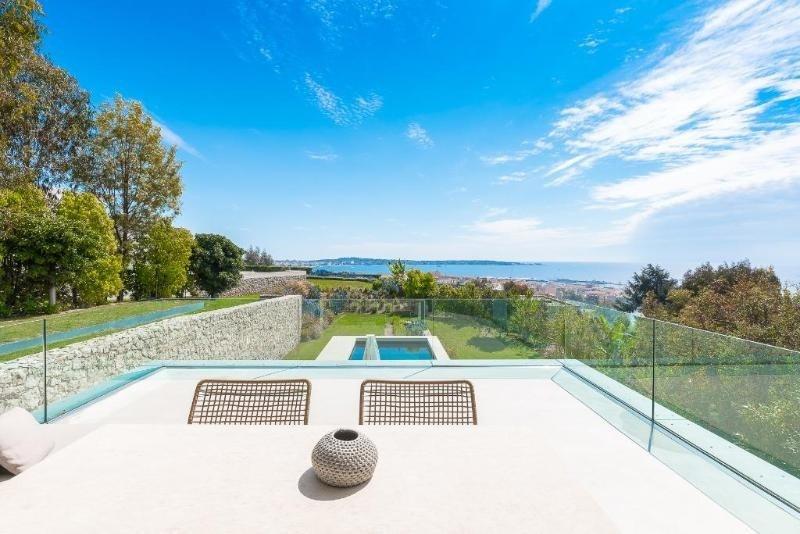 Vermietung von ferienwohnung haus Le golfe juan 7500€ - Fotografie 10