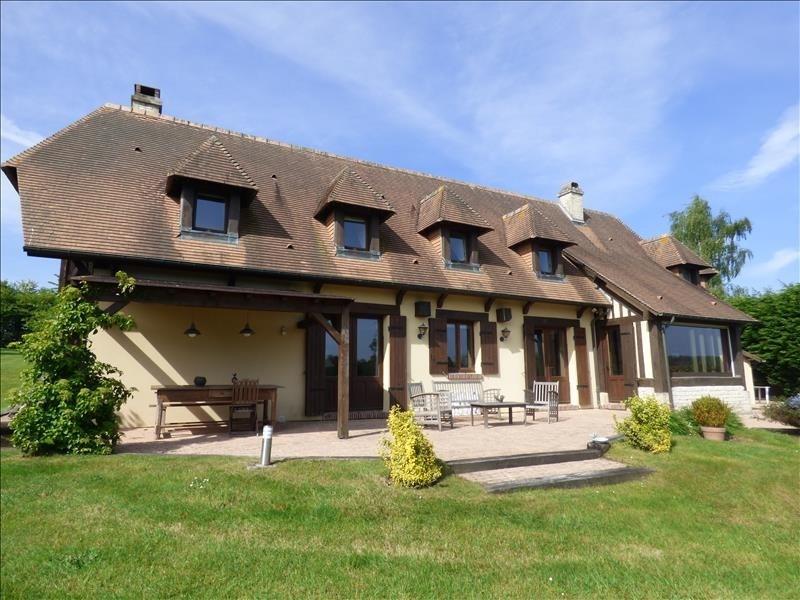 Immobile residenziali di prestigio casa Gonneville sur mer 840000€ - Fotografia 2