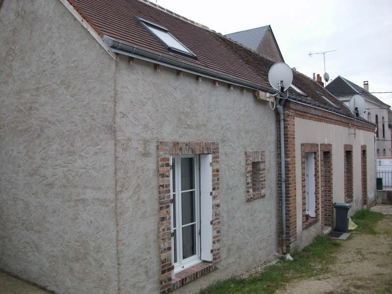 Location appartement Chateau renault 420€ CC - Photo 1