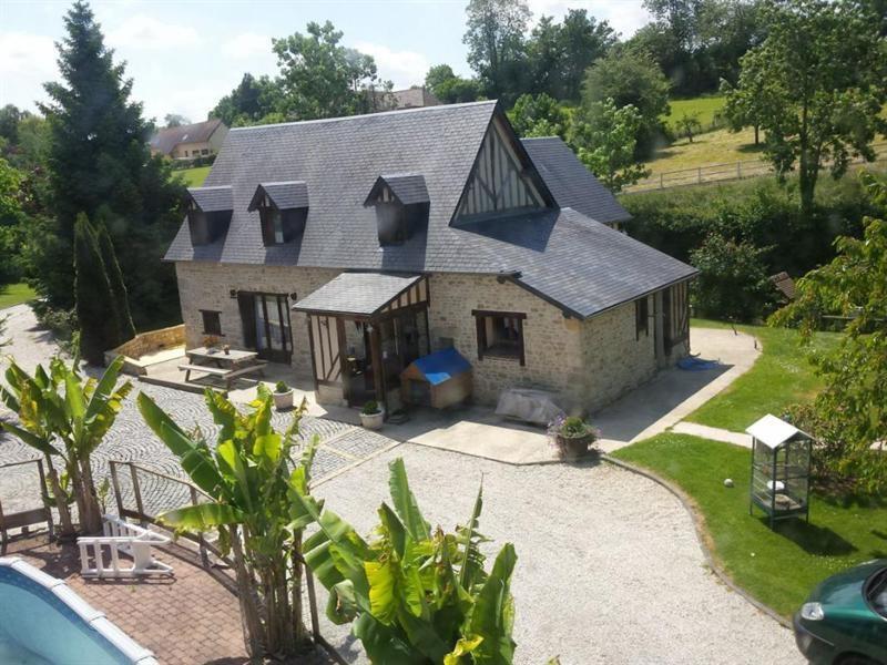 Vente maison / villa Cambremer 278250€ - Photo 1