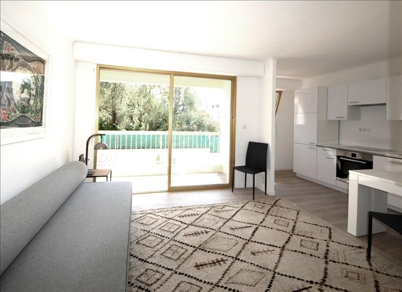 Sale apartment Cannes 195000€ - Picture 1