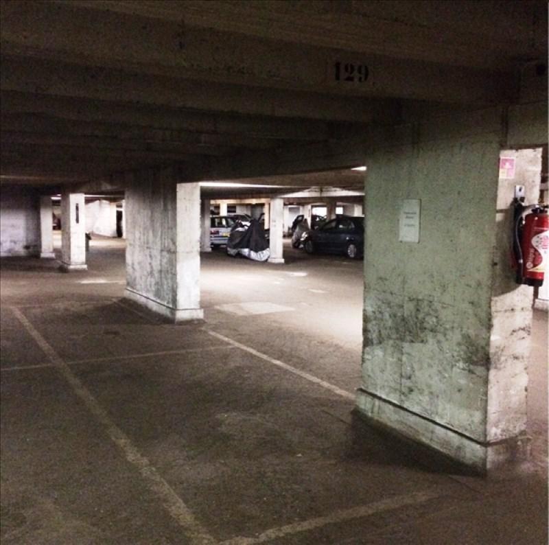 Verkoop  parkeergelegenheid Paris 15ème 22500€ - Foto 3
