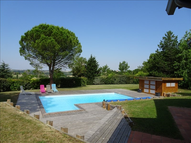 Rental house / villa L isle jourdain 2 950€ CC - Picture 1