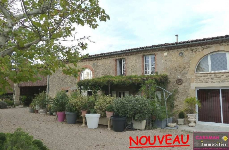 Deluxe sale house / villa Labastide beauvoir  10 minutes 450 000€ - Picture 1