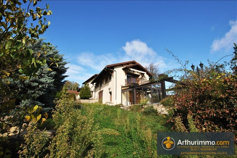 Vente maison / villa Crachier 339 000€ - Photo 1