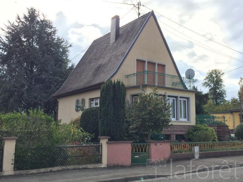 Vente maison / villa Molsheim 270300€ - Photo 1