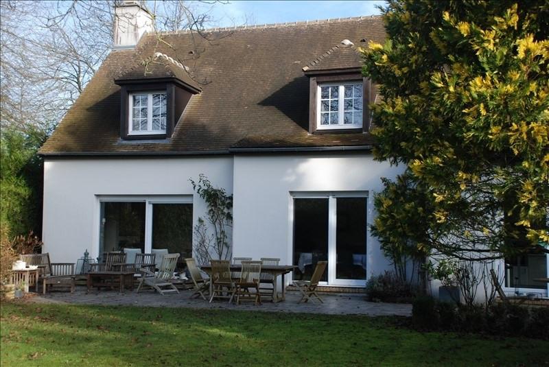 Verkoop  huis Magny les hameaux 742000€ - Foto 2