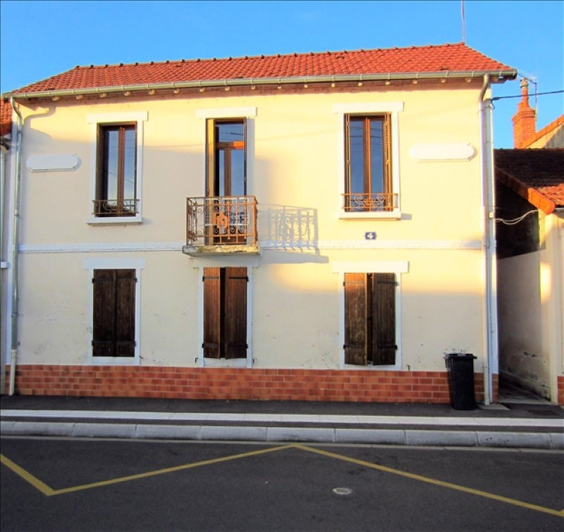 Vente immeuble Moulins 90 950€ - Photo 1