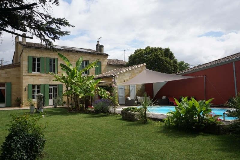Vente maison / villa St andre de cubzac 525000€ - Photo 1