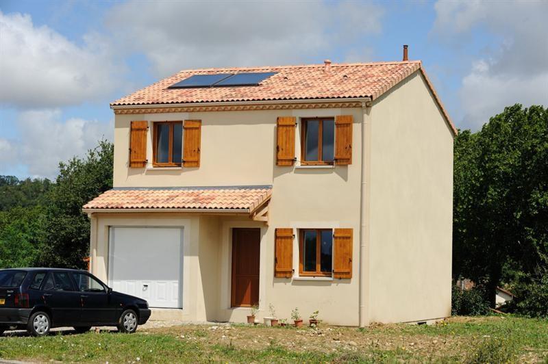 Maison  5 pièces + Terrain 320 m² Saint Thibault des Vignes (77400) par MAISONS PIERRE