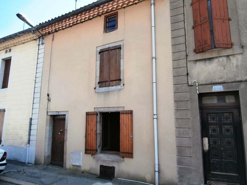 Vente maison / villa Secteur de mazamet 30000€ - Photo 1