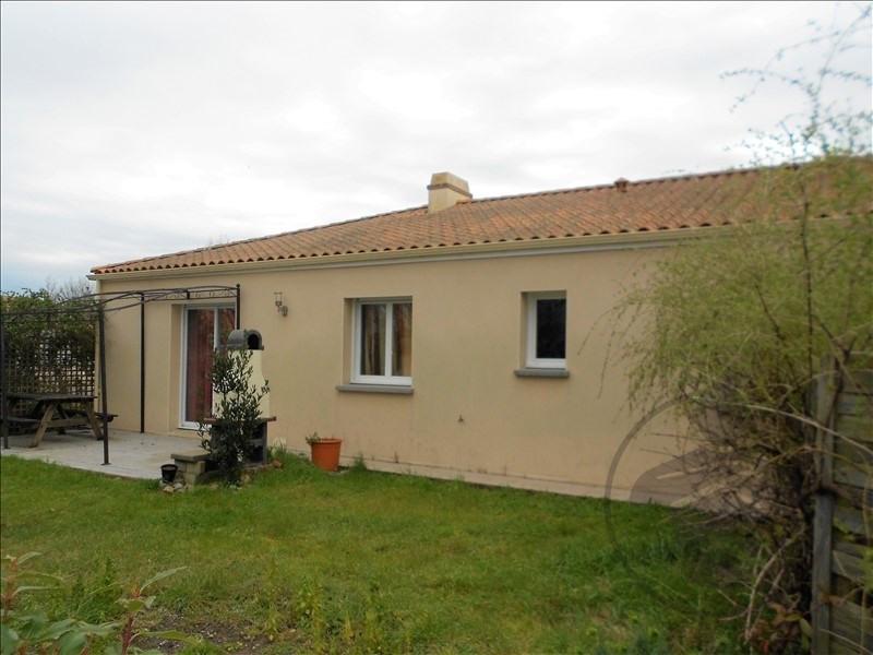 Sale house / villa St jean de monts 230000€ - Picture 4