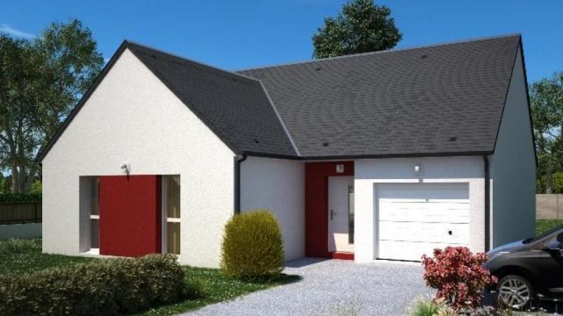 Maison  4 pièces + Terrain 1395 m² Beaumont-en-Véron par maisons PRIMEA