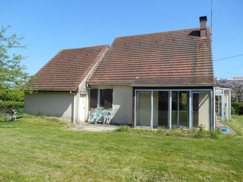 Venta  casa Crevecoeur le grand 139000€ - Fotografía 3