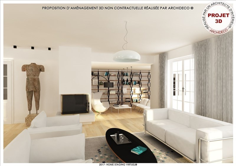Vente de prestige maison / villa Metz 332900€ - Photo 2