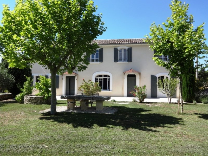 Vente de prestige maison / villa Le thor 720000€ - Photo 3