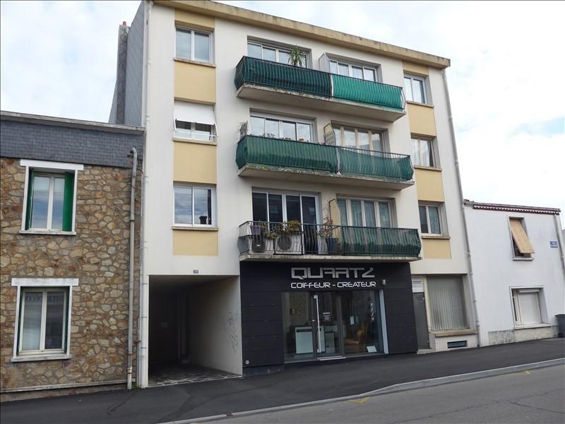 Sale apartment La roche sur yon 77400€ - Picture 1