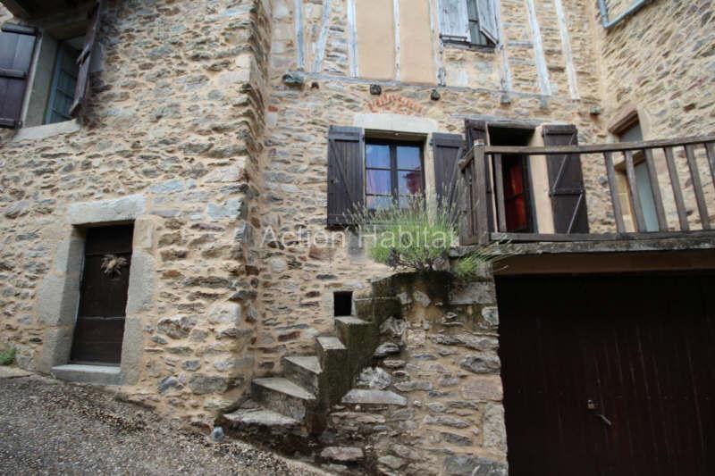 Vente maison / villa Najac 80000€ - Photo 2