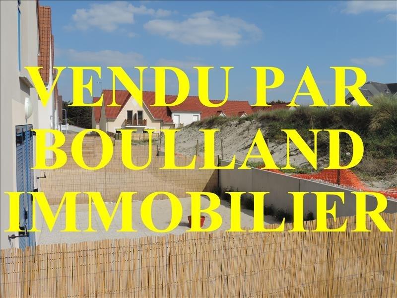 Vente maison / villa Quend plage les pins 180500€ - Photo 1