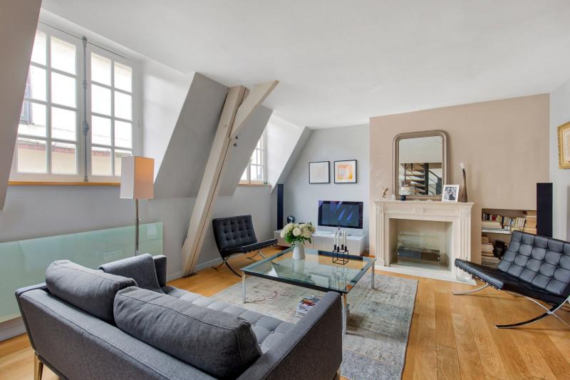Verkoop van prestige  appartement Paris 3ème 1680000€ - Foto 4