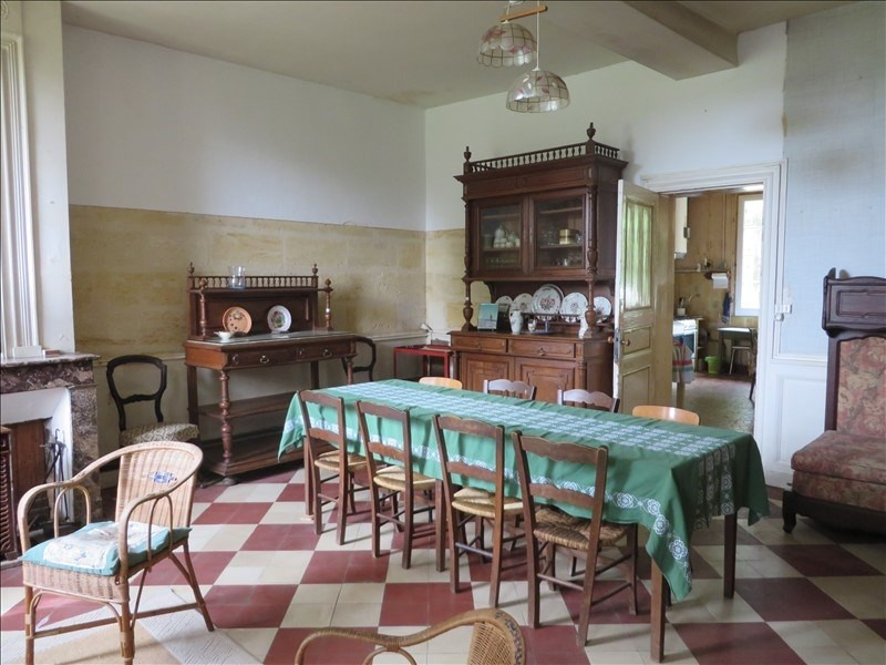 Sale house / villa Porcheres 347000€ - Picture 3