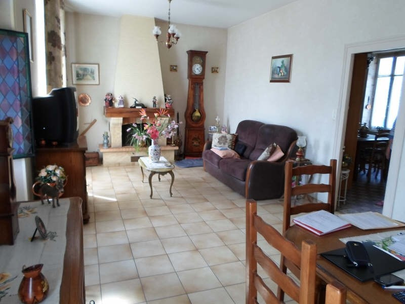 Sale house / villa Chatres sur cher 106 000€ - Picture 6