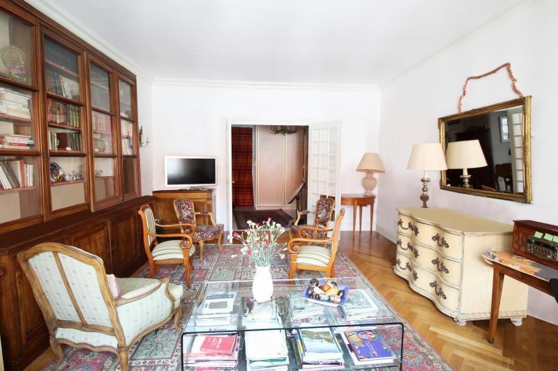 Vente de prestige appartement Lyon 6ème 600000€ - Photo 2