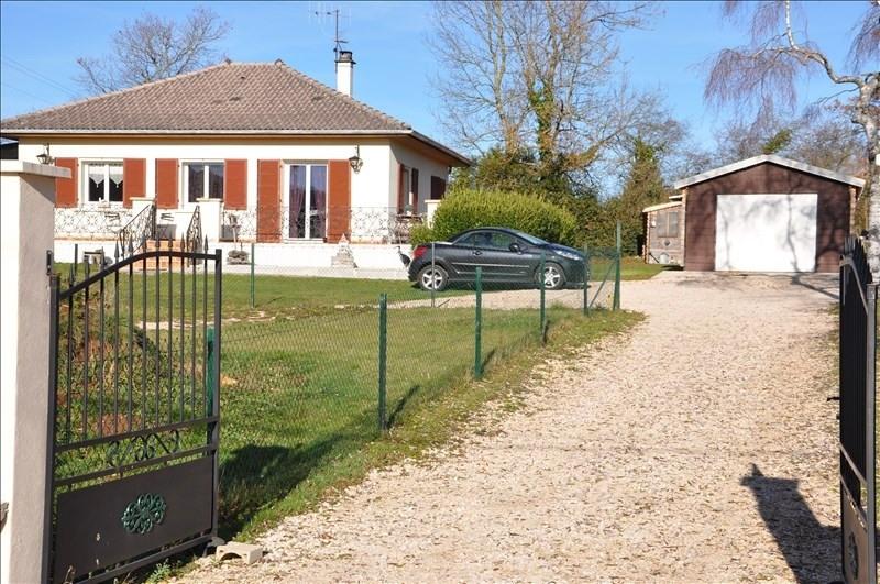 Vente maison / villa Senissiat 165000€ - Photo 2