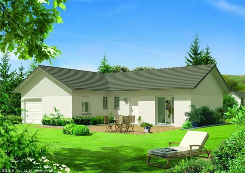 Maison  4 pièces + Terrain 1080 m² Saint-Genix-sur-Guiers par MAISON FAMILIALE DRUMETTAZ CLARAFOND