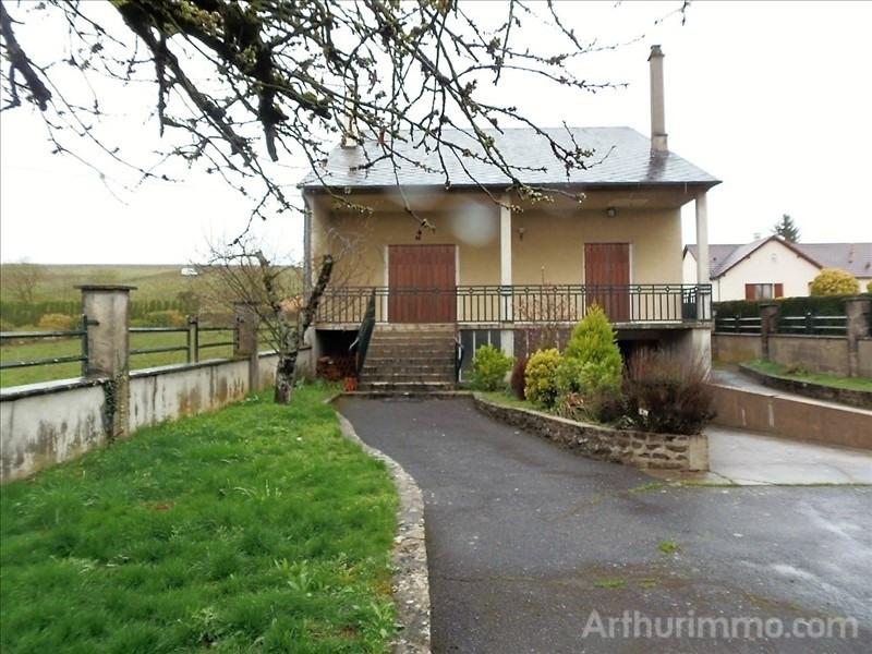 Sale house / villa Bue 108000€ - Picture 1