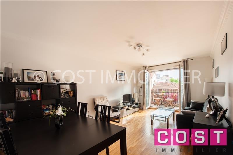 Sale apartment Asnieres sur seine 369000€ - Picture 12