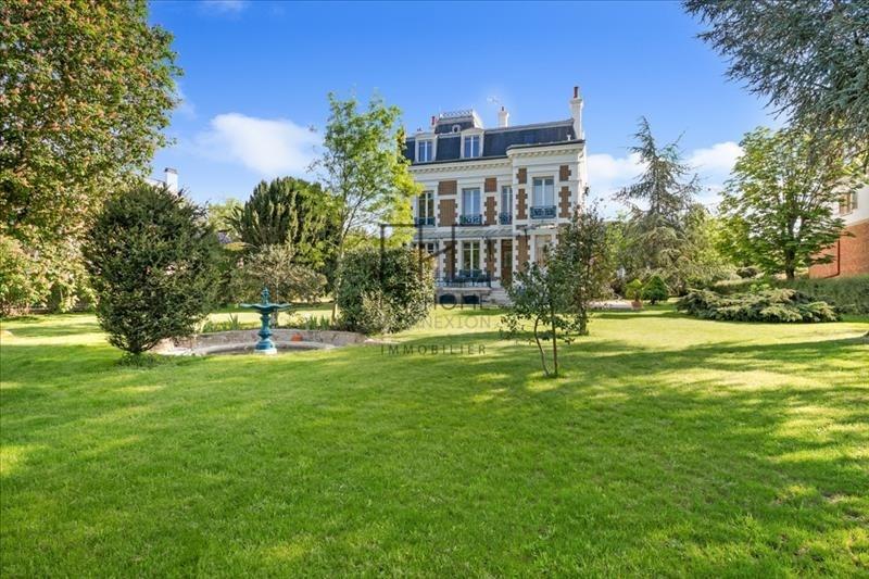 Immobile residenziali di prestigio casa Enghien les bains 1842000€ - Fotografia 2