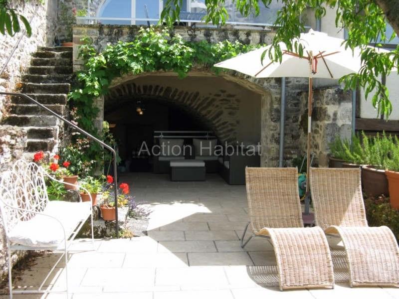 Vente maison / villa Najac 210000€ - Photo 1