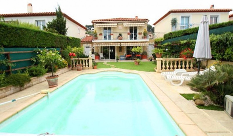 Vente de prestige maison / villa Cagnes sur mer 585000€ - Photo 11