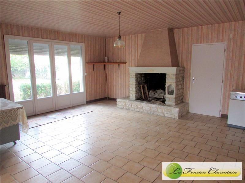 Vente maison / villa St fraigne 69000€ - Photo 4