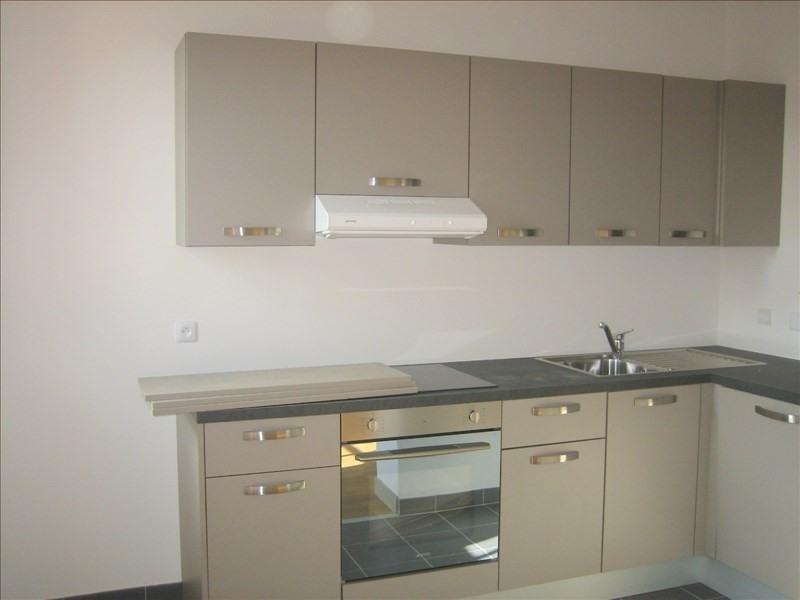 Rental apartment Honfleur 715€ CC - Picture 1
