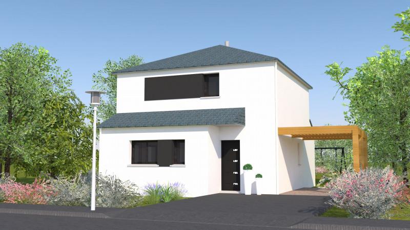 Maison  6 pièces + Terrain 269 m² Gosné par CONCEPT HABITAT 35