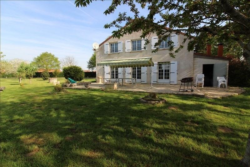 Sale house / villa Morancez 349500€ - Picture 1
