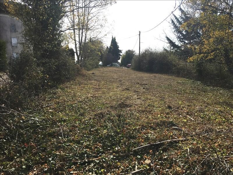 Vente terrain Valencin 130 000€ - Photo 3