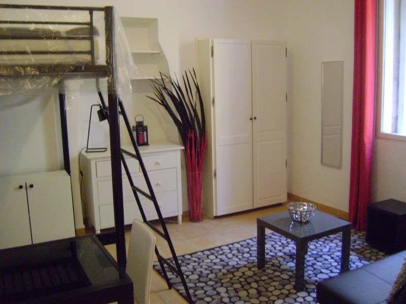 Affitto appartamento Nimes 420€ CC - Fotografia 1