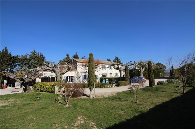 Престижная продажа дом Cavaillon 593000€ - Фото 1
