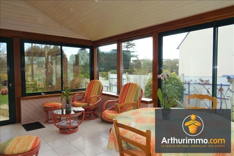 Vente maison / villa St herve 210000€ - Photo 5