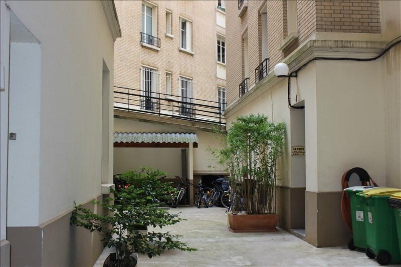 Vente appartement Paris 7ème 210000€ - Photo 5