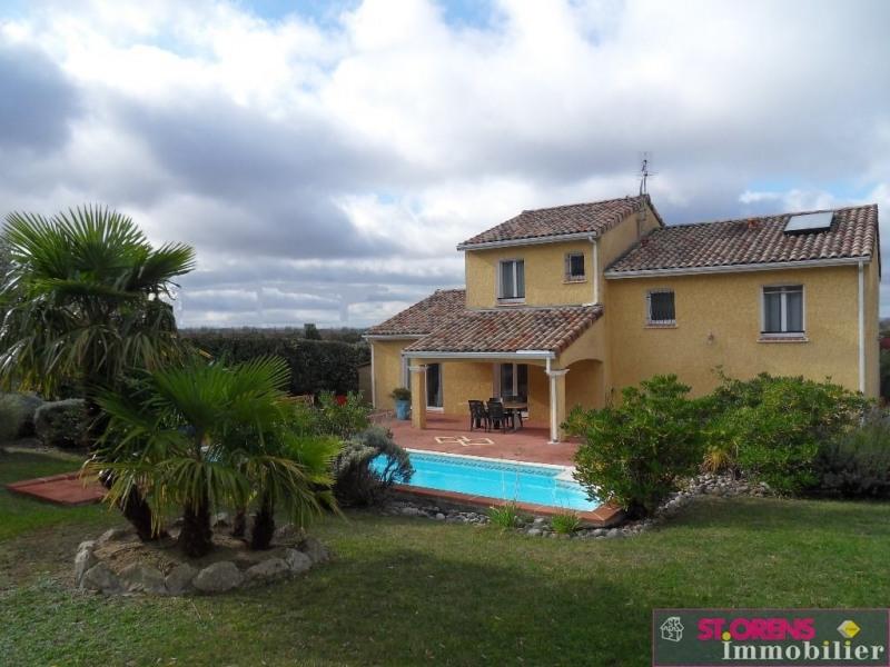 Vente de prestige maison / villa Quint fonsegrives 10 minutes 469000€ - Photo 1