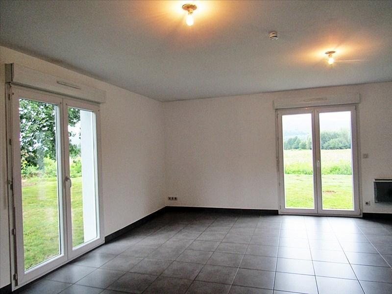 Location maison / villa Moyenmoutier 690€ +CH - Photo 3
