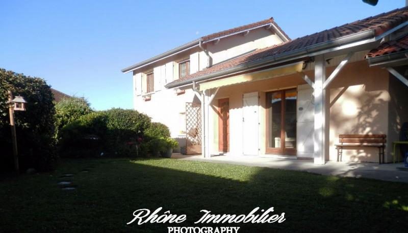 Vente maison / villa Jonage 397000€ - Photo 1